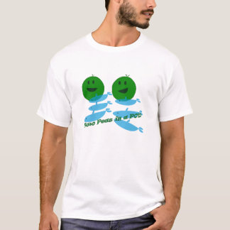 Two Peas in a Pod of Whales T-Shirt