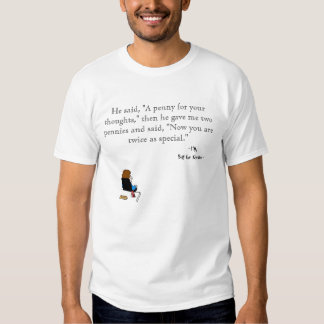Two Pennies for your thoughts! Tshirts