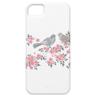Two Pigeons iPhone 5 Cases
