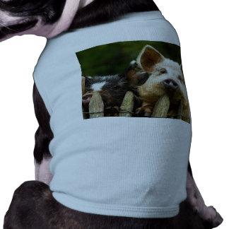 Two pigs - pig farm - pork farms shirt