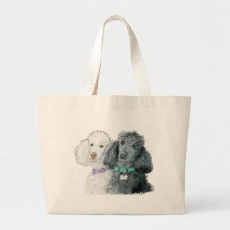 Two Poodles Bag
