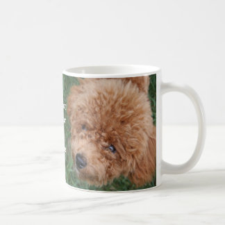 Two Poodles Coffee Mug
