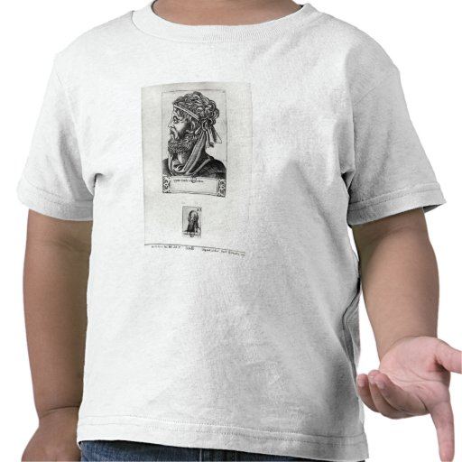 Two portraits of Catullus Tshirts