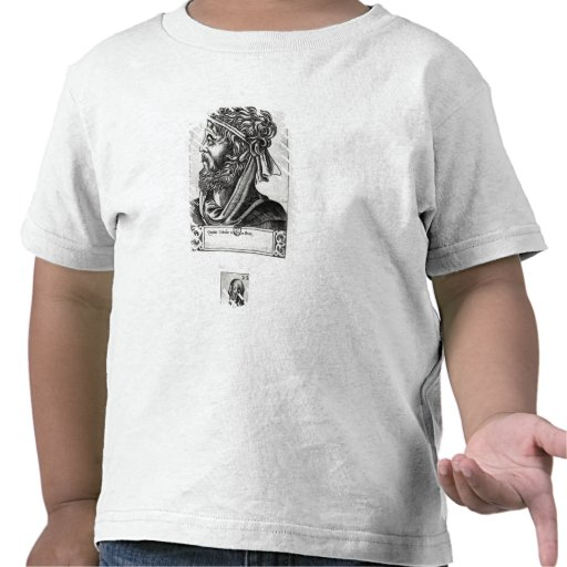 Two portraits of Catullus T Shirts