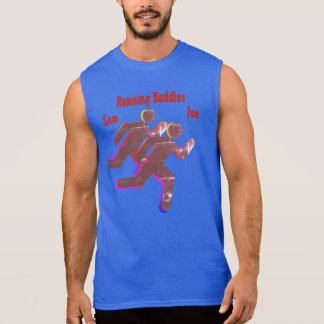 Two Running Buddies Tank