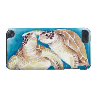 Two Sea Turtles iPod Touch (5th Generation) Covers