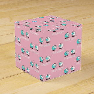 Two Sheep Friendship Funky Gift Favor Paper Box