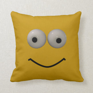 Two Sided 3d Style Emoticon Cushion