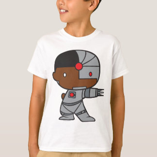 Two-Sided Chibi Cyborg T-Shirt