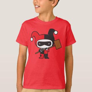 Two-Sided Chibi Harley Quinn T-Shirt