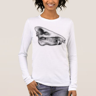 Two sided Javelinas Skull shirt