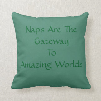Two-Sided Message Pillow (Sofa) Throw Cushions