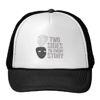 Two Sides Cap
