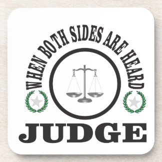 two sides then judge coaster