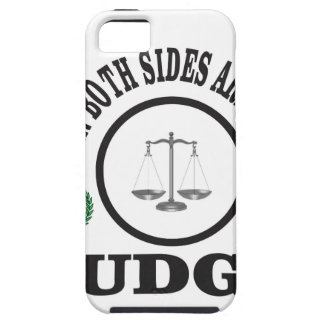 two sides then judge tough iPhone 5 case