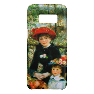 Two Sisters On the Terrace Case-Mate Samsung Galaxy S8 Case