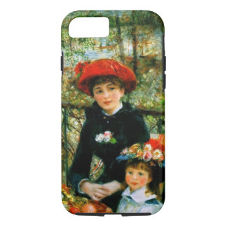 Two Sisters On the Terrace iPhone 8/7 Case
