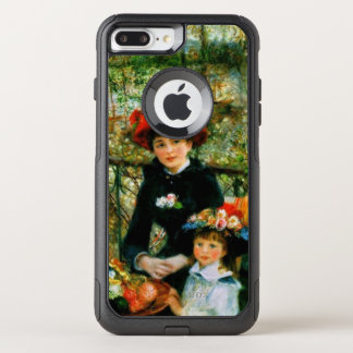 Two Sisters On the Terrace OtterBox Commuter iPhone 8 Plus/7 Plus Case
