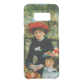 Two Sisters on the Terrace Uncommon Samsung Galaxy S8 Case