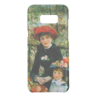 Two Sisters on the Terrace Uncommon Samsung Galaxy S8 Plus Case