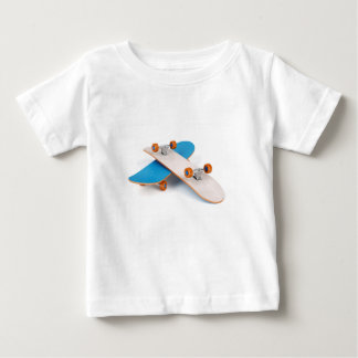 Two skateboards baby T-Shirt