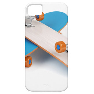 Two skateboards case for the iPhone 5