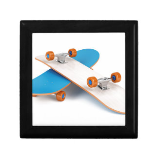 Two skateboards gift box