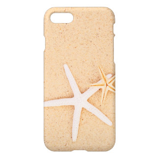 Two Starfish on a Smooth Beach iPhone 7 Case