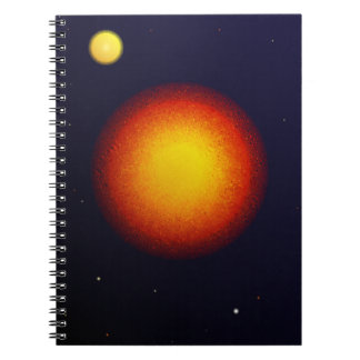 Two suns notebook