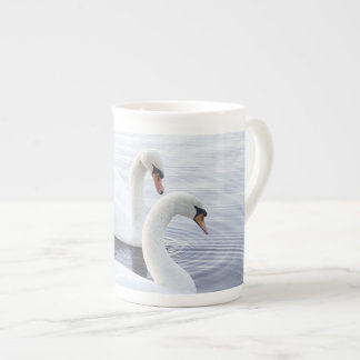 Two Swans Tea Cup