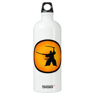 Two Swords Water Bottle
