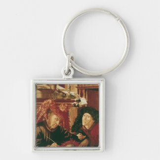 Two Tax Gatherers, c.1540 Keychains