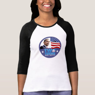 Two Terms for Obama / Biden 2012 Tees