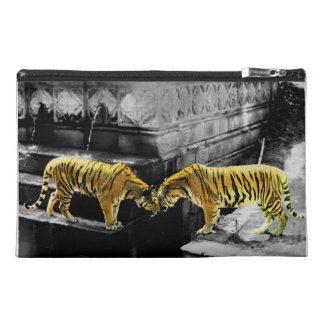 Two Tigers Colour Effect Travel Accessories Bag