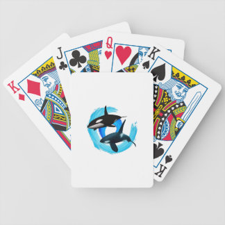 TWO TO CRUISE BICYCLE PLAYING CARDS
