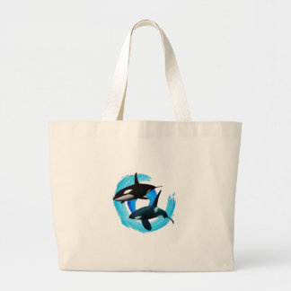 TWO TO CRUISE LARGE TOTE BAG