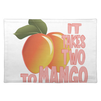 Two To Mango Placemats
