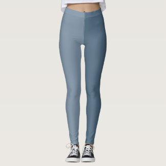 Two Tone - Blue Leggings