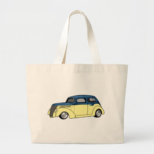 Two Tone Hot Rod Bag