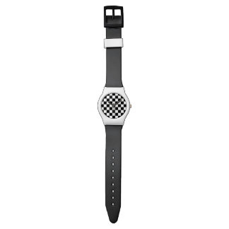 Two Tone Ska Wristwatches