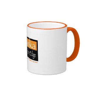Two tone standard coffee mug