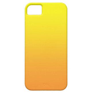 Two Tone Sunshine Yellow iPhone 5 Case