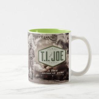 Two Tone T.I. Mug