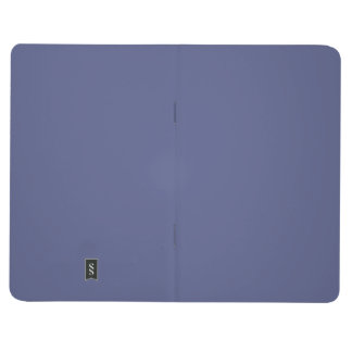 Two-Toned Black and Blue Pocket Journal