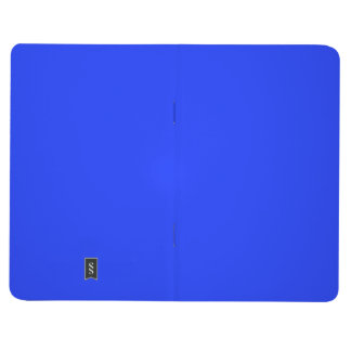Two-Toned Black andn Neo Blue Pocket Journal