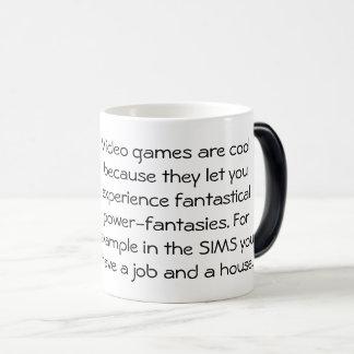 Two Toned Coffee Mug Inspirational YACF