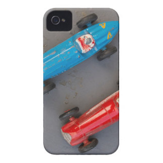 Two toy vintage cars iPhone 4 cover