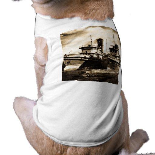 Two Tugs Doggie Shirt