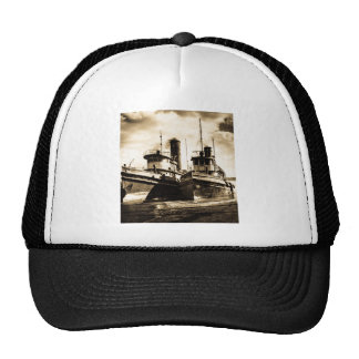 Two Tugs Hat