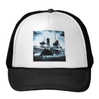 Two Tugs Trucker Hats